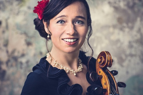 Beate Hofmann, Cello